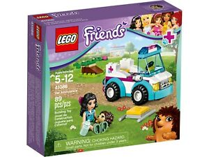 LEGO-Friends-41086-Mobile-Tierpflege-NEU-OVP