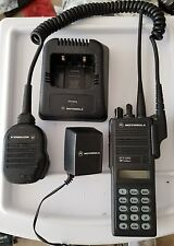 Motorola MTS2000 Flashport  UHF 800 MHz Radio H01UCH6PW1BN