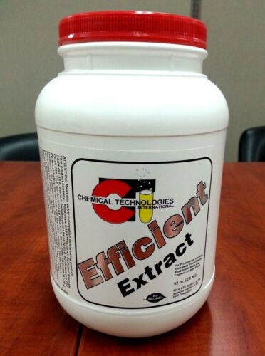 Efficient Extract Professional Duty Emulsifier 1 Case// 4 Bottles by Pro/'s Choice