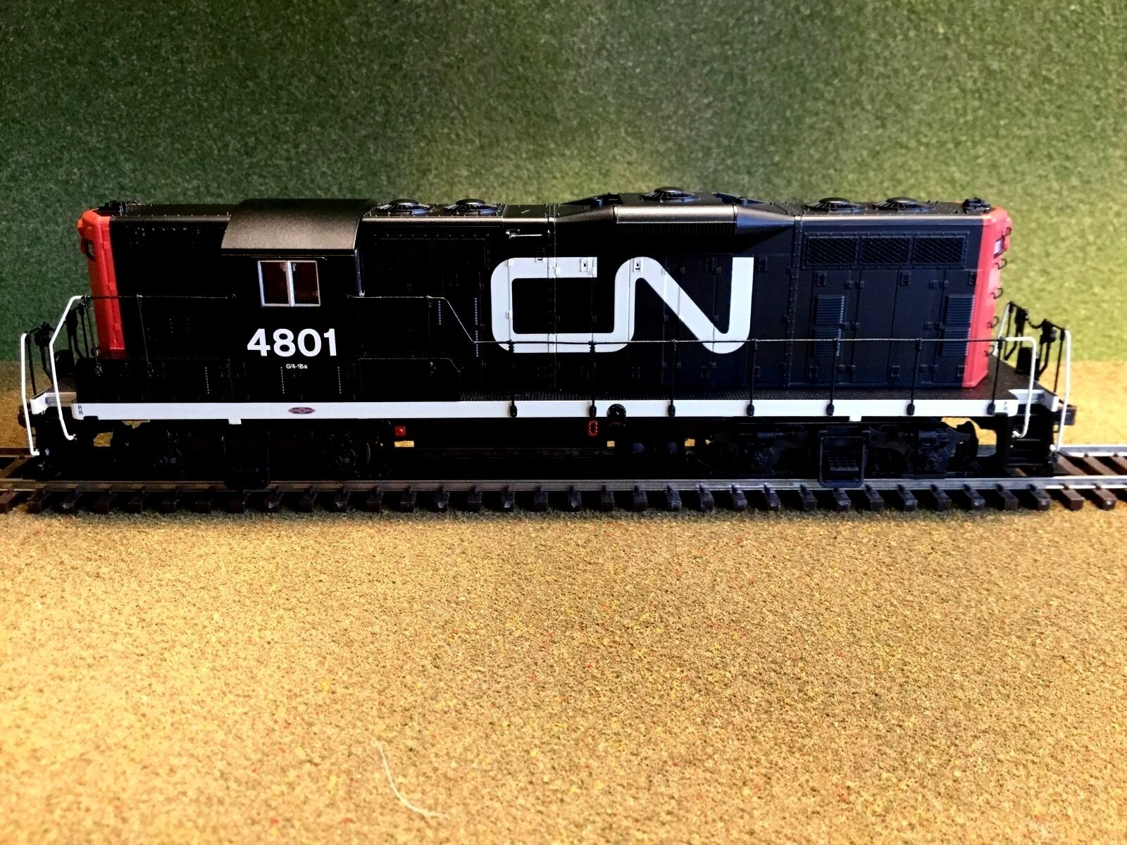 ATLAS 1 87 HO SCALE CANADIAN NATIONAL GP-7 RD DCC & SOUND F S
