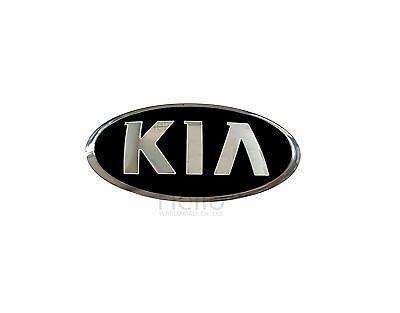 K3 Genuine 863201W250 Front Hood KIA Logo Emblem 1p For 2014 2015 KIA Forte