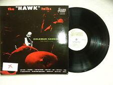 "LP COLEMAN HAWKINS ""The hawk talks"" JASMINE RECORDS JASM 1031 UK §"
