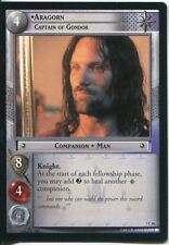 Lord Of The Rings CCG Card RotK 7.C81 Aragorn, Captain Of Gondor