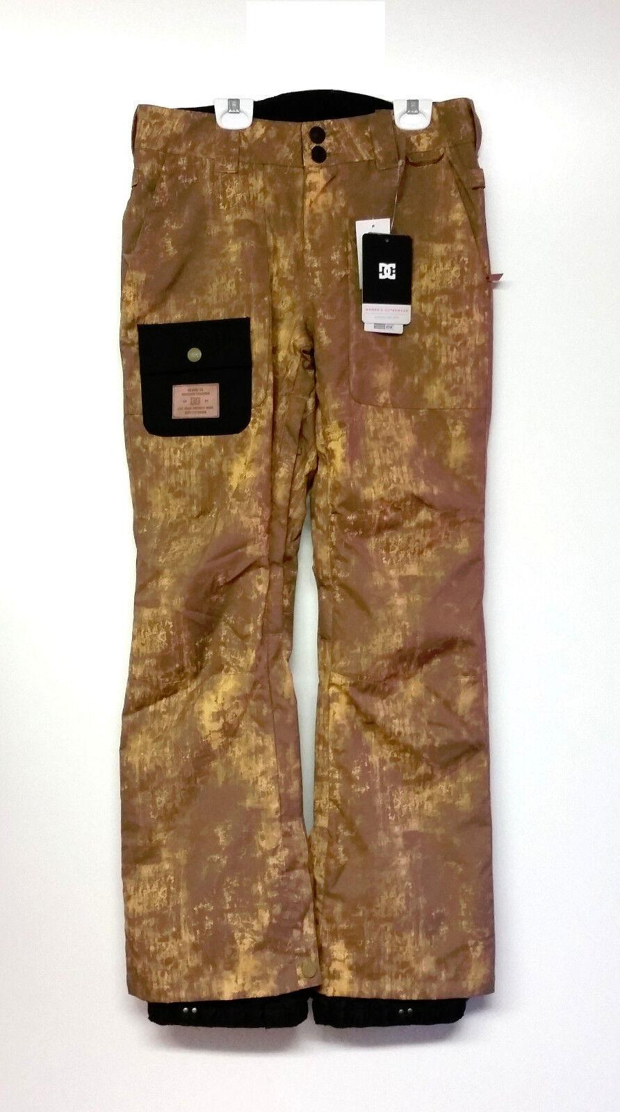 DC Women's DEALER Snow Pants - CNE7 - XS - NWT