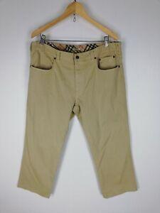 BURBERRY-Pantalone-Jeans-Trousers-Tg-Italia-58-Uomo-Man