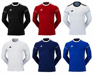 Adidas Squadra 17 L S Jersey BJ9185 T-Shirts Training Top Soccer ... f63664989