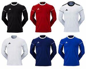 Adidas Squadra 17 L S Jersey BJ9185 T-Shirts Training Top Soccer ... f17d6057d