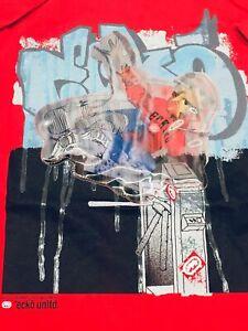 ECKO-UNLTD-S-S-034-Jump-Turnstile-034-Tee-XLarge-XL-sz-Men-039-s-Graphic-T-Shirt-NEW-NWT