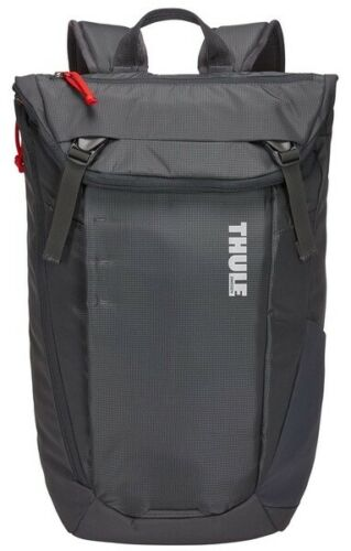 """THULE EnRoute Backpack 20L daypack Protect 14/"""" PC or 15/"""" MacBook TEBP-315"""