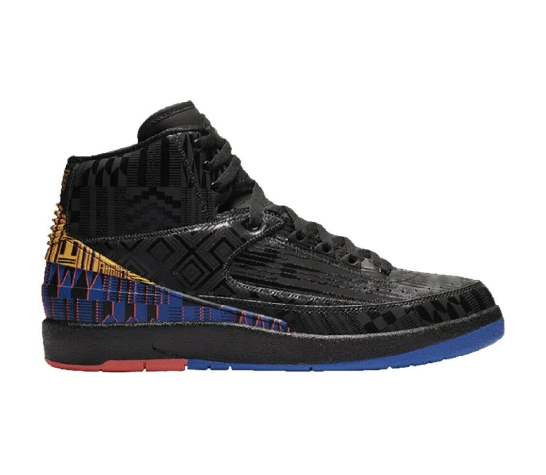 Nike Kyrie 3 III BHM GS Black History