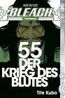 Bleach 55 von Tite Kubo (2013, Taschenbuch)
