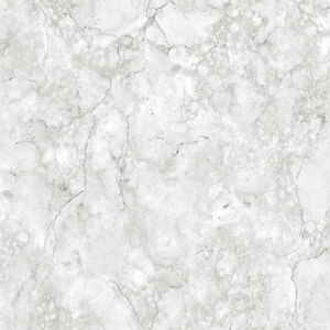 Image Is Loading Light Grey Marble Effect Wallpaper By Muriva Quality