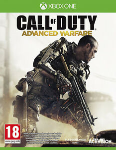 Call-of-duty-advanced-warfare-XBox-One-en-excellent-etat