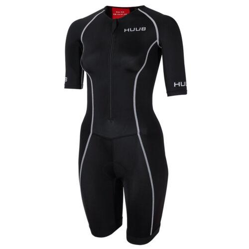 Huub Donna Fondamentale Lungo Corso Tri Suit per Triathlon Nuoto Running