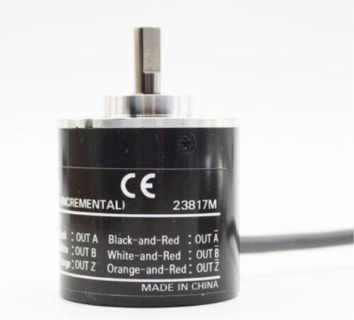 1pc OMRON 500P Incremental Rotary Encoder 500p//r 5-24v DC E6B2-CWZ6C NPN