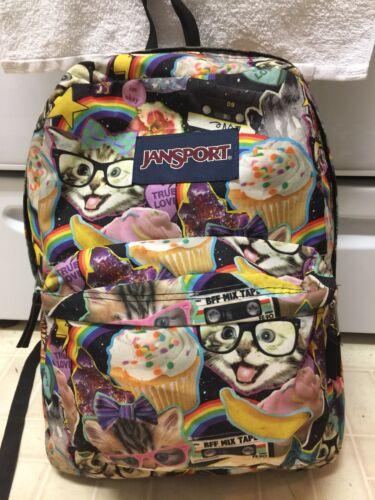 Jansport Cat Backpack