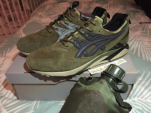 Details about ASICS GEL KAYANO TRAINER FOOTPATROL US 9 UK 8 42.5 FIEG SAGE MINT SAGA LYTE 3 5