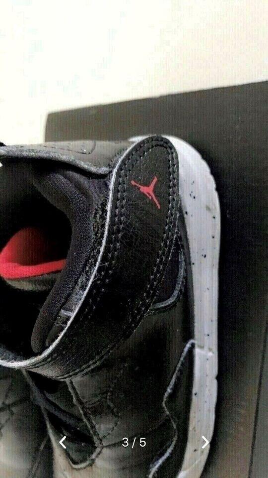 Støvletter, str. 26, Nike jorden