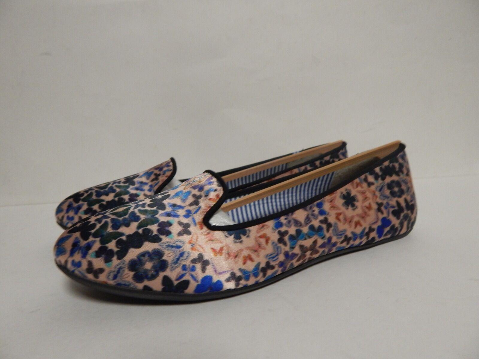 Charles Philip Yasmine Slipper Shoe Pink Multi New w/Box