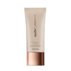 Sheer Glow BB Cream - Nude by Nature AU