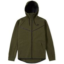 Nike Tech Fleece Windrunner Hoodie Jacket Dark Logen Size M Medium 805144 330