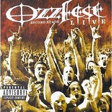 Ozzfest Second Stage Live 2-CD NEW Ozzy Osbourne/Slayer/Sepultura/Fear Factory+