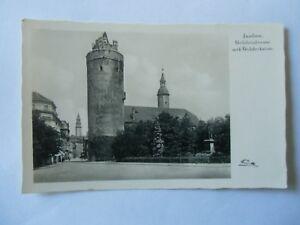 Ansichtskarte Lauban Brüderstraße mit Bruderturm (Nr.670) - Eggenstein-Leopoldshafen, Deutschland - Ansichtskarte Lauban Brüderstraße mit Bruderturm (Nr.670) - Eggenstein-Leopoldshafen, Deutschland