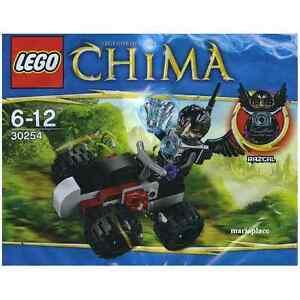 Lego-Legends-of-Chima-30254-Razcals-Double-Crosser-Polybag-set-NEW