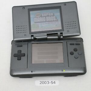 Nintendo-DS-Original-console-Black-Working-Good-condition-2003-054