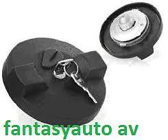 Iveco Eurotech Tappo Gasolio Diesel 80mm Con Due Inserti Con Chiavi Cod 6195