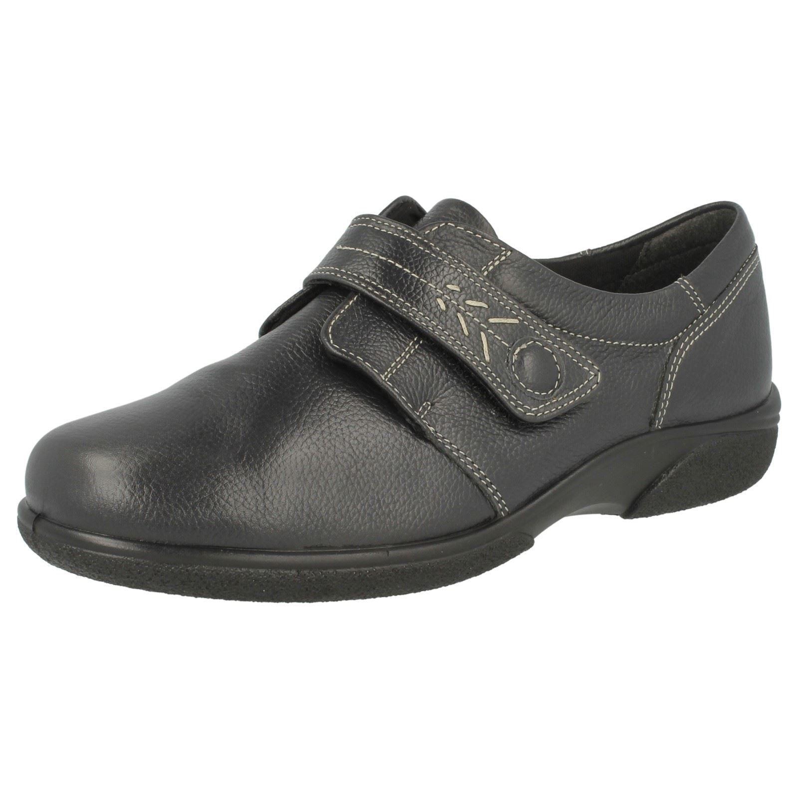 Easy B 'Healey' Señoras Señoras Señoras Oscuras Zapatos Azul Marino Ee Ajuste de Ancho  mejor moda