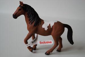Schleich-72138-Pinto-Stute-Exclusive-Sonderedition-Mueller-Pferd-horse-NEU-new