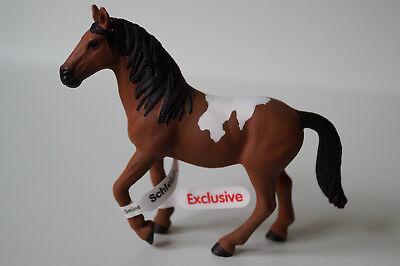 Schleich 72143 Quarter Horse Hengst Exclusive Sonderedition Müller Pferd NEU new