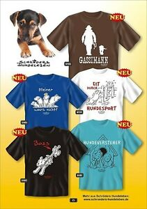Fun-Collection-T-Shirt-Motiv-Hund-Geschenk-Auswahl-Hunde-Shirt-lustig-bedruckt