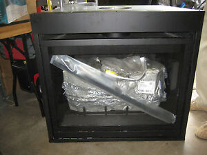 Lennox Gas Fireplace Insert Model Mldvt 35 Nm S 250 H7511 35 Brand New Ebay