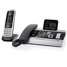 Gigaset DX600A ISDN Mini-Telefonanlage incl. 1x Mobilteil C430H, Faxanschluss