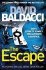 The Escape by David Baldacci (Paperback, 2015)