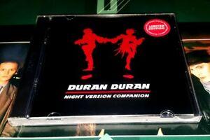 DURAN-DURAN-Night-Version-Companion-amp-Seven-Ragged-Tiger-Demos-ORIGINAL-2x-CD