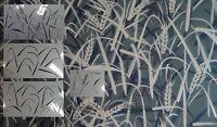 Camo Grassland Wheat 4pc Kit (3) 20x12 (1) 12x8stencils.camouflage, Duckboat