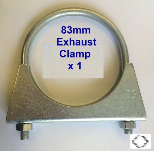 U BOLT 83mm  x 1 EXHAUST CLAMP