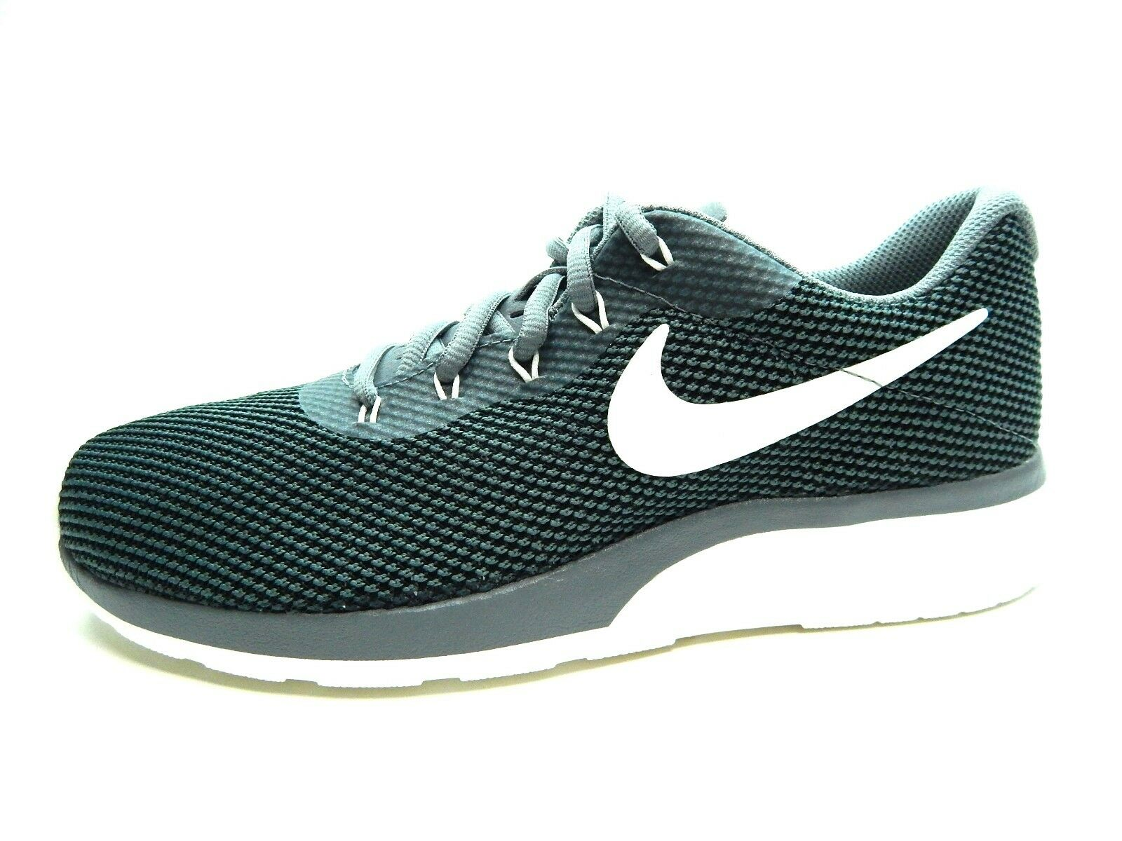 NIKE TANJUN RACER 921668003 COOL GREY SAIL BLACK WOMEN SHOES SIZE 6 TO 10