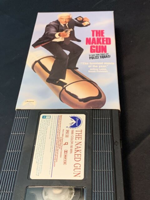 Streaming The Naked Gun: From the Files of Police Squad