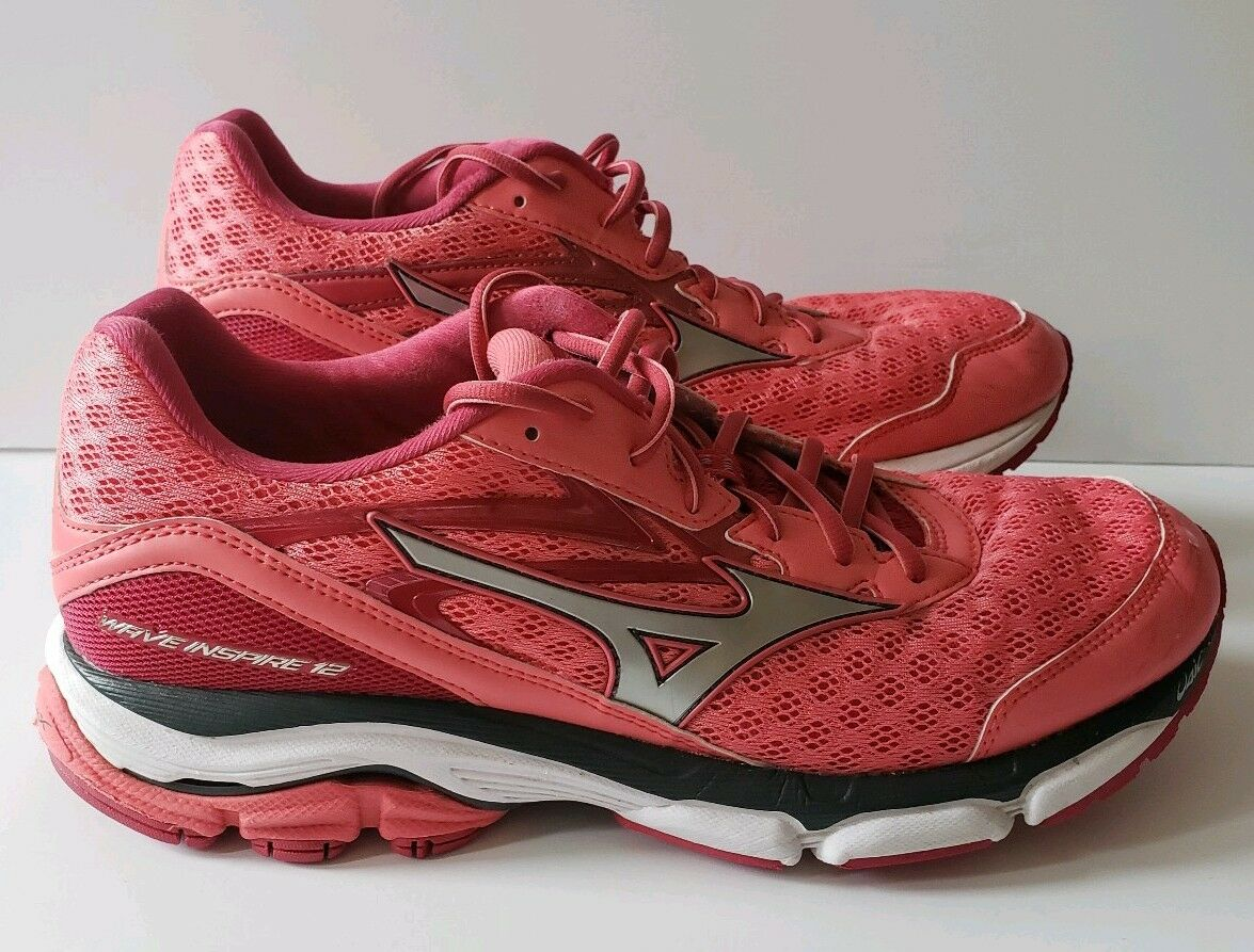 552d7038a80d Mizuno Wave Inspire 12 Running Shoes Women's Size 10.5 for sale ...
