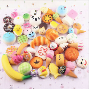 20Pcs-Jumbo-Medium-Mini-Random-Squishy-Soft-Panda-Bread-Cake-Phone-Straps-Toys