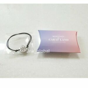 SEVENTEEN-Carat-2017-Fan-Meeting-Bracelet-Bands-Official-Limited-Goods-RARE