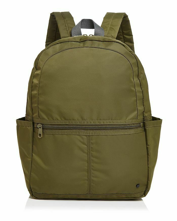 State Womens Green Kane Backpack B3808