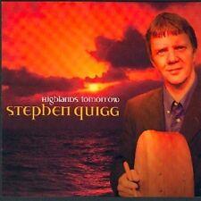 Stephen Quigg - Highlands Tomorrow (2007) CD