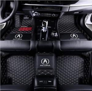 Luxury Custom Car Floor Mats For Acura Tsx 2004 2014 Ebay