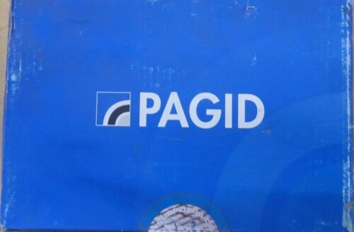BRAND NEW PAGID REAR BRAKE PADS 100.08760 D876 FITS VEHICLES LISTED ON CHART
