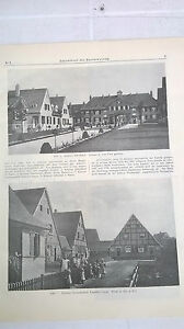 Copieux 1916 1n Nourriture Krupp Oeuvres Partie 1-afficher Le Titre D'origine Excellente Qualité